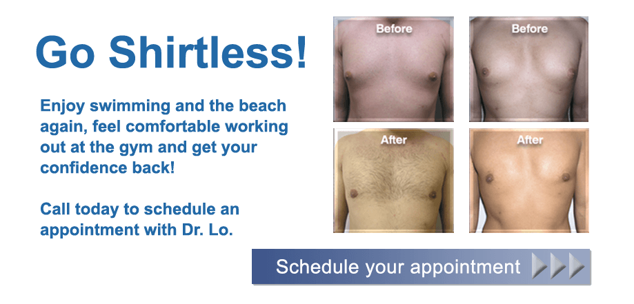 Best Gynecomastia Surgeon Dr. Adrian Lo